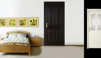 4 Göbek Aspendos Amerikan Panel Kapı (Model No:01)